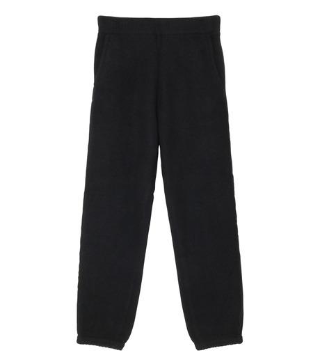T by Alexander Wang(ティーバイ アレキサンダーワン)のBoiled Wool Pants-BLACK(パンツ/pants)-502601F16-13 詳細画像1