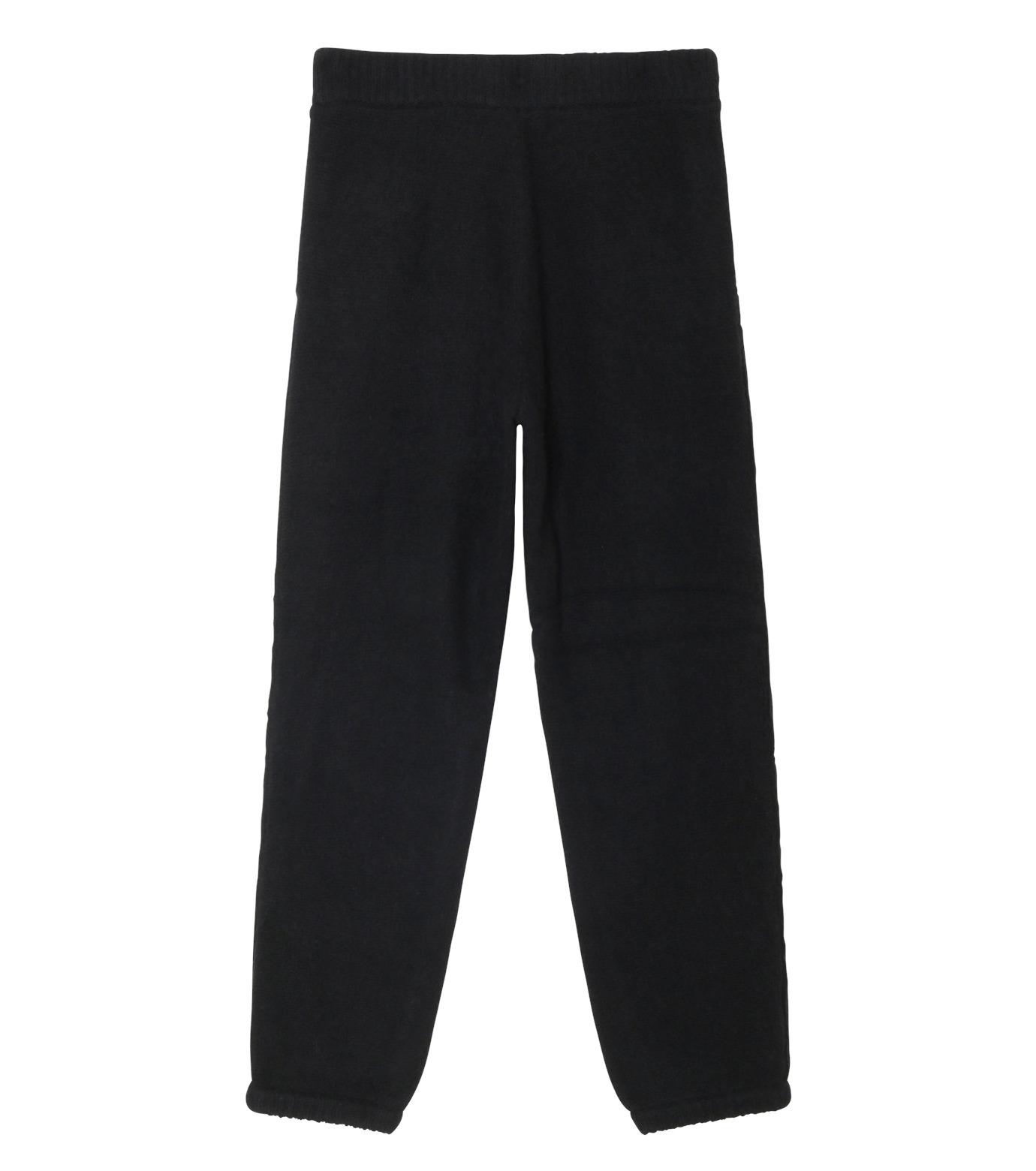 T by Alexander Wang(ティーバイ アレキサンダーワン)のBoiled Wool Pants-BLACK(パンツ/pants)-502601F16-13 拡大詳細画像2