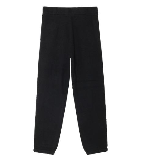T by Alexander Wang(ティーバイ アレキサンダーワン)のBoiled Wool Pants-BLACK(パンツ/pants)-502601F16-13 詳細画像2