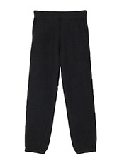 T by Alexander Wang Boiled Wool Pants