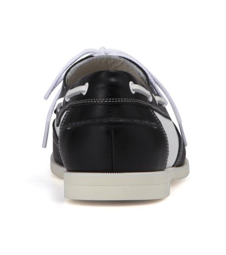 Miharayasuhiro(ミハラヤスヒロ)のHalf Deck Shoes-BLACK-53250500 詳細画像3