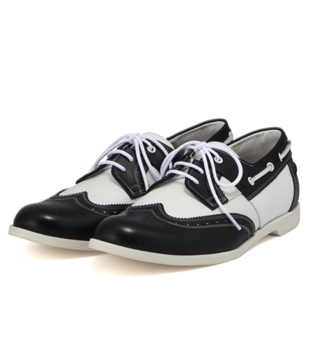 Miharayasuhiro(ミハラヤスヒロ)のHalf Deck Shoes-BLACK-53250500 詳細画像4