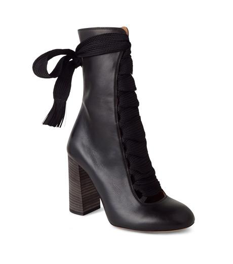 Chloe(クロエ)のharper lace up boots-BLACK(ブーツ/boots)-5534E42B-13 詳細画像1