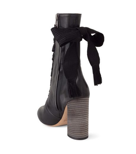 Chloe(クロエ)のharper lace up boots-BLACK(ブーツ/boots)-5534E42B-13 詳細画像2