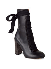 Chloe harper lace up boots
