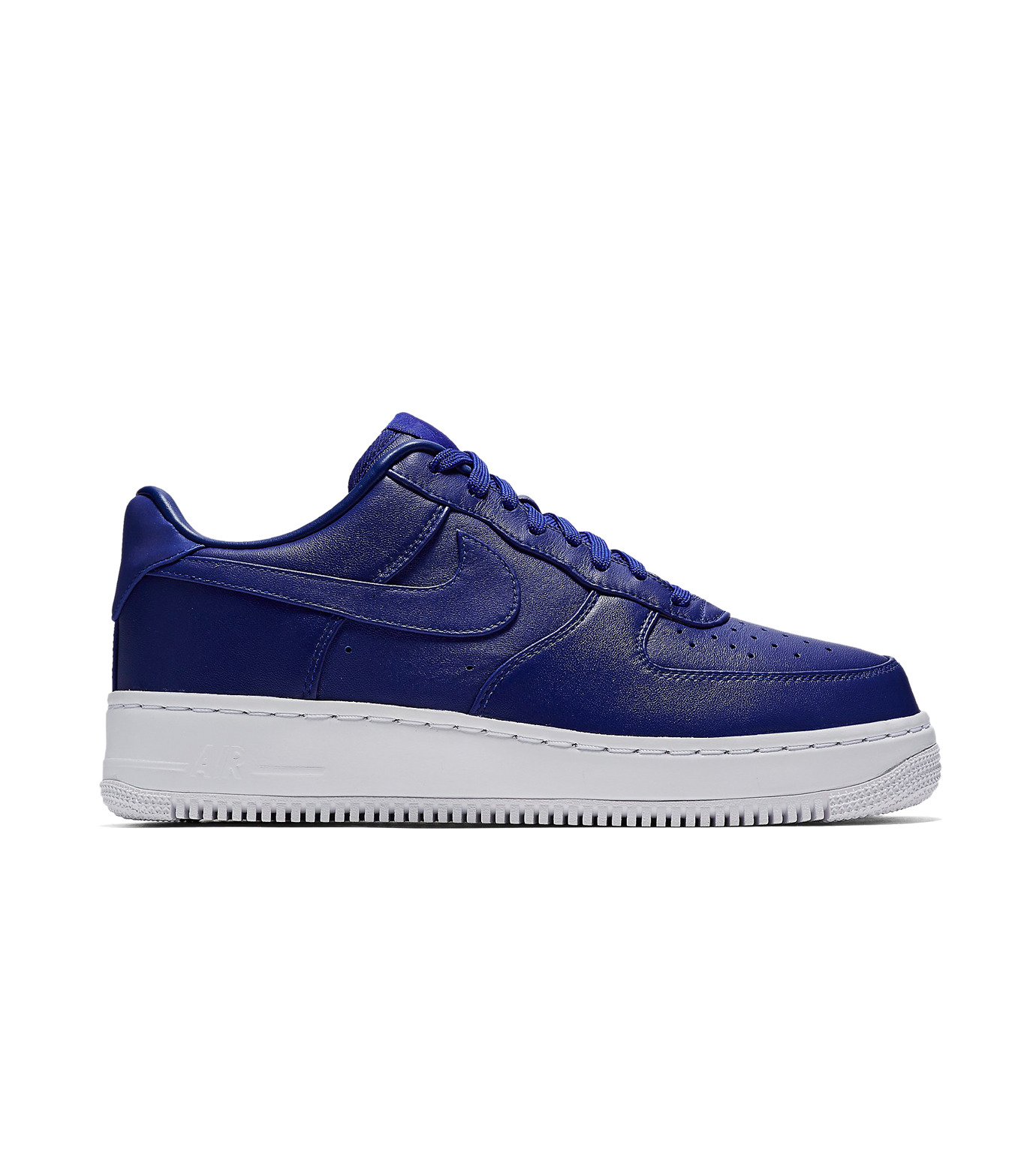 NIKE(ナイキ)のAIR FORCE 1 LOW-BLUE(シューズ/shoes)-555106-402-92 拡大詳細画像1