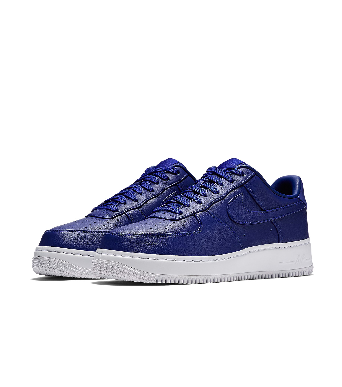 NIKE(ナイキ)のAIR FORCE 1 LOW-BLUE(シューズ/shoes)-555106-402-92 拡大詳細画像3
