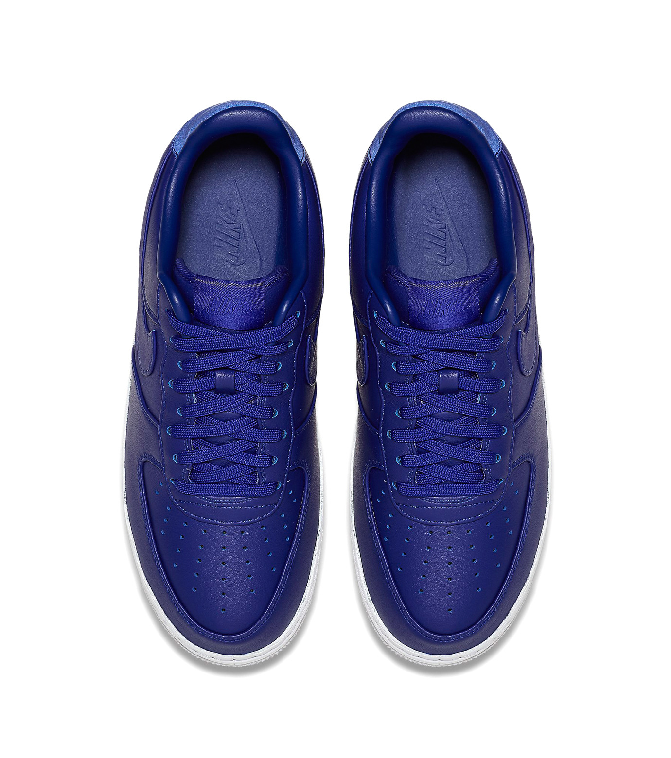 NIKE(ナイキ)のAIR FORCE 1 LOW-BLUE(シューズ/shoes)-555106-402-92 拡大詳細画像4