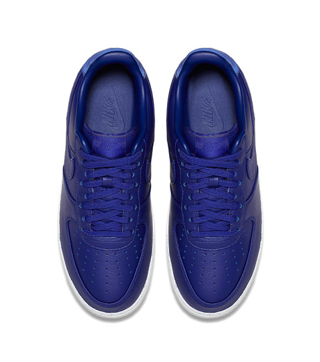 NIKE(ナイキ)のAIR FORCE 1 LOW-BLUE(シューズ/shoes)-555106-402-92 詳細画像4