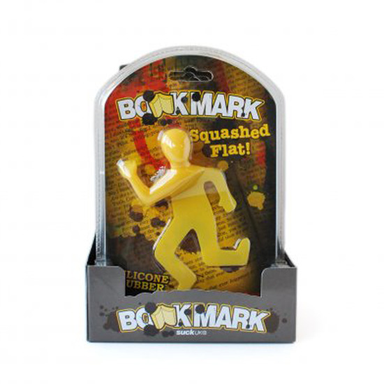 Suck UK(サックユーケー)のDead Mark Bookmark-YELLOW(OTHER-GOODS/OTHER-GOODS)-6-67319-32 詳細画像3