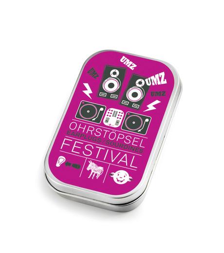 Donkey Products(ドンキー・プロダクツ)のEarplugs - Festival --PURPLE(アザーズ/others)-600402-82 詳細画像1