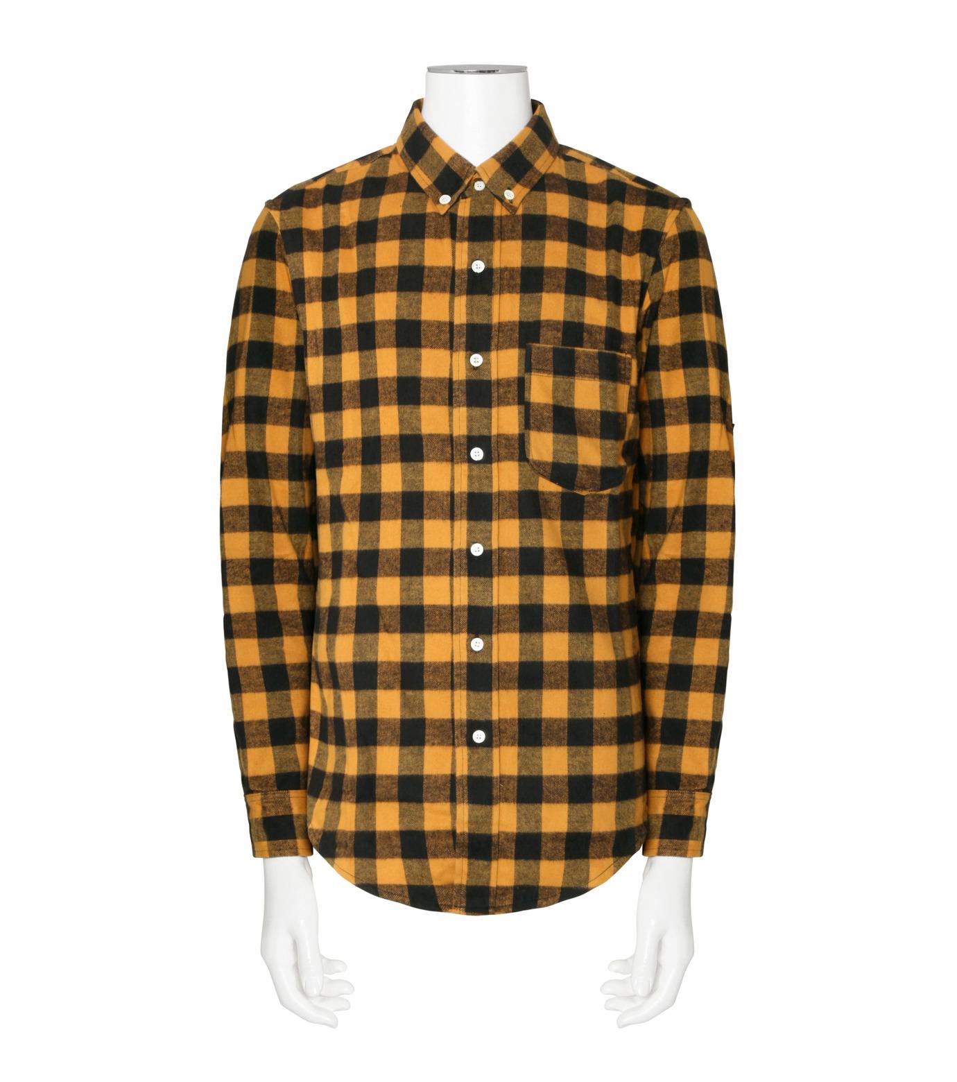 PALM ANGELS(パーム・エンジェルス)のBUFFALO CHECK SHIRT-GREEN(シャツ/shirt)-6092055-22 拡大詳細画像1