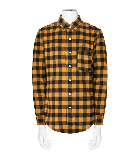 PALM ANGELS(パーム・エンジェルス)のBUFFALO CHECK SHIRT-GREEN(シャツ/shirt)-6092055-22 詳細画像1