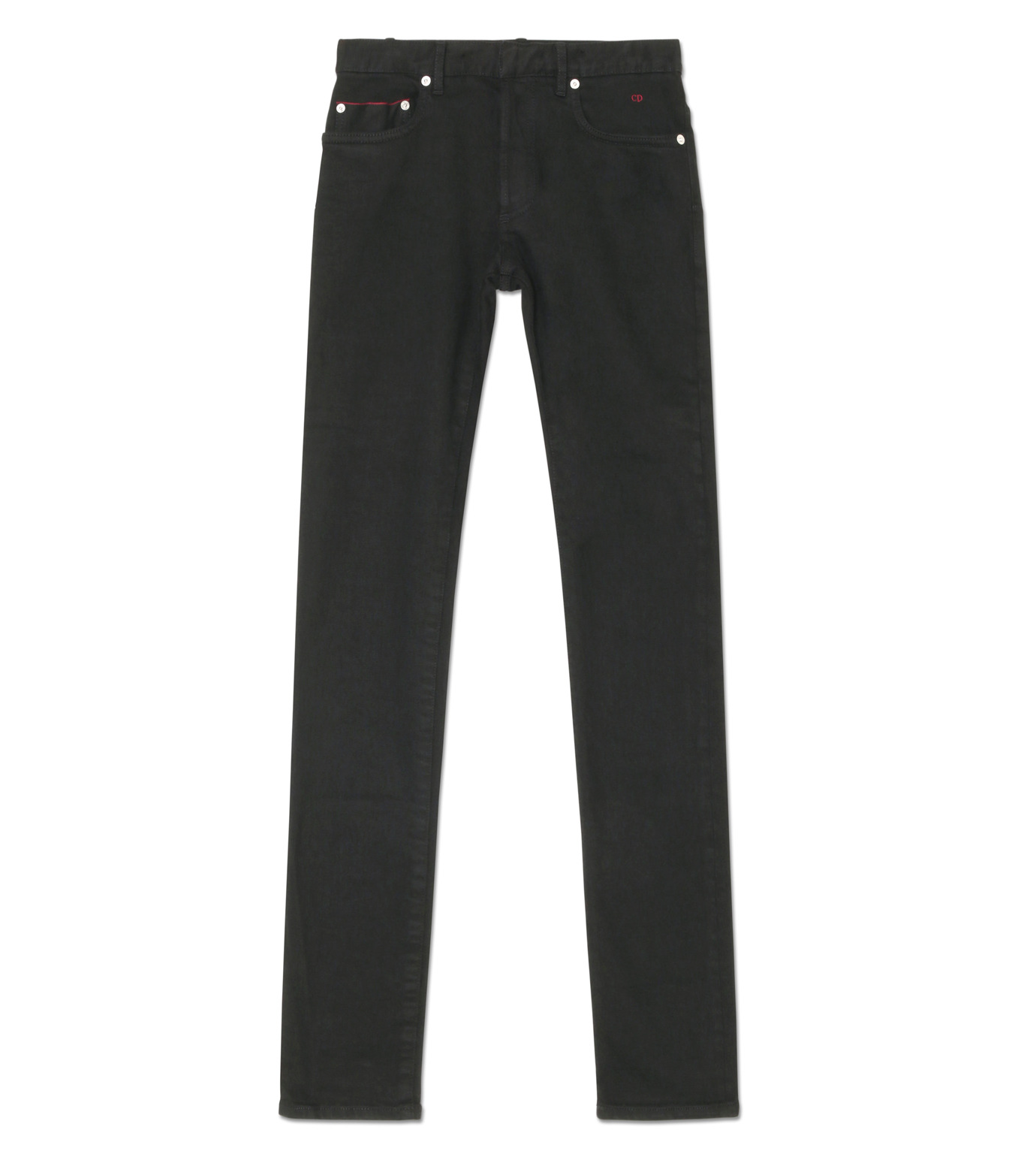 Dior Homme(ディオール オム)のStrech Pants-BLACK(デニム/denim)-633D042Y3838-13 拡大詳細画像1