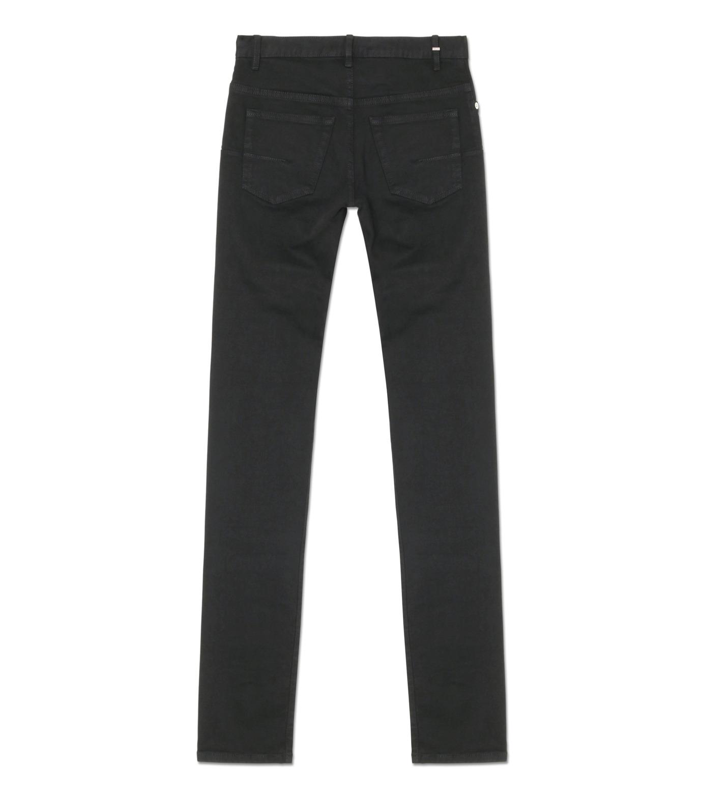 Dior Homme(ディオール オム)のStrech Pants-BLACK(デニム/denim)-633D042Y3838-13 拡大詳細画像2