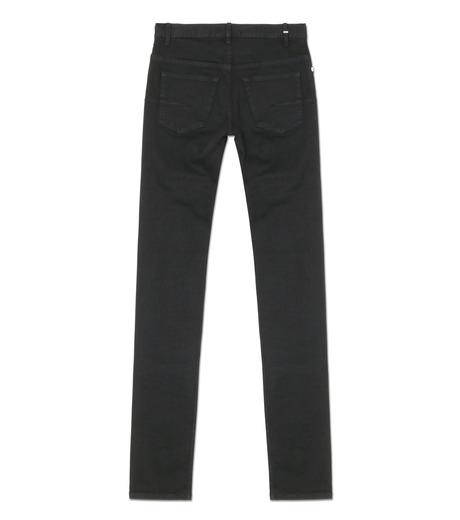Dior Homme(ディオール オム)のStrech Pants-BLACK(デニム/denim)-633D042Y3838-13 詳細画像2