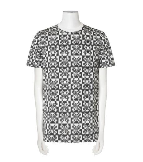 Dior Homme(ディオール オム)のPattern T-WHITE(カットソー/cut and sewn)-633J654I0111-4 詳細画像1