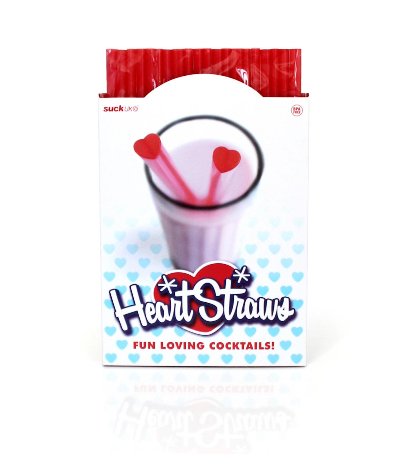 Suck UK(サックユーケー)のHeart Straw-RED(アザーズ/others)-67295-62 拡大詳細画像4