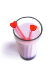 Suck UK(サックユーケー) Heart Straw