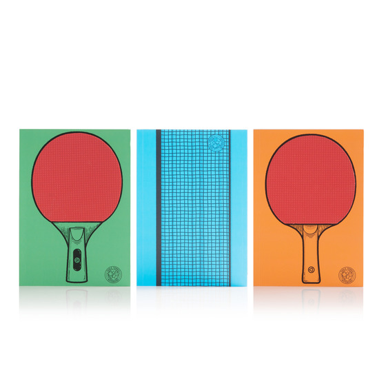 Suck UK(サックユーケー)のtable tennis notebook-MULTI COLOUR(OTHER-GOODS/OTHER-GOODS)-67412-9 詳細画像6