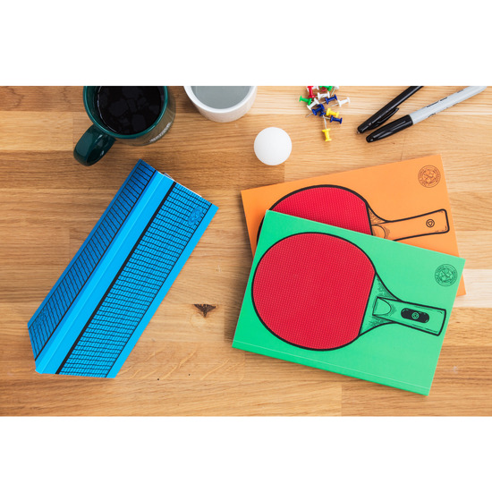 Suck UK(サックユーケー)のtable tennis notebook-MULTI COLOUR(OTHER-GOODS/OTHER-GOODS)-67412-9 拡大詳細画像8