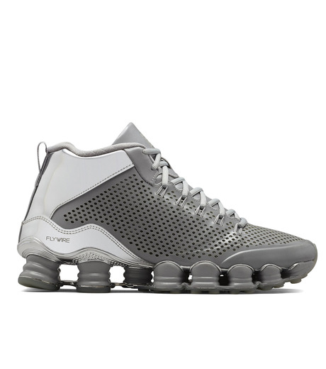 NIKE(ナイキ)のSHOX TLX MID SP-SILVER(シューズ/shoes)-677737-003-1 詳細画像1