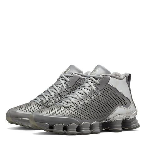 NIKE(ナイキ)のSHOX TLX MID SP-SILVER(シューズ/shoes)-677737-003-1 詳細画像3