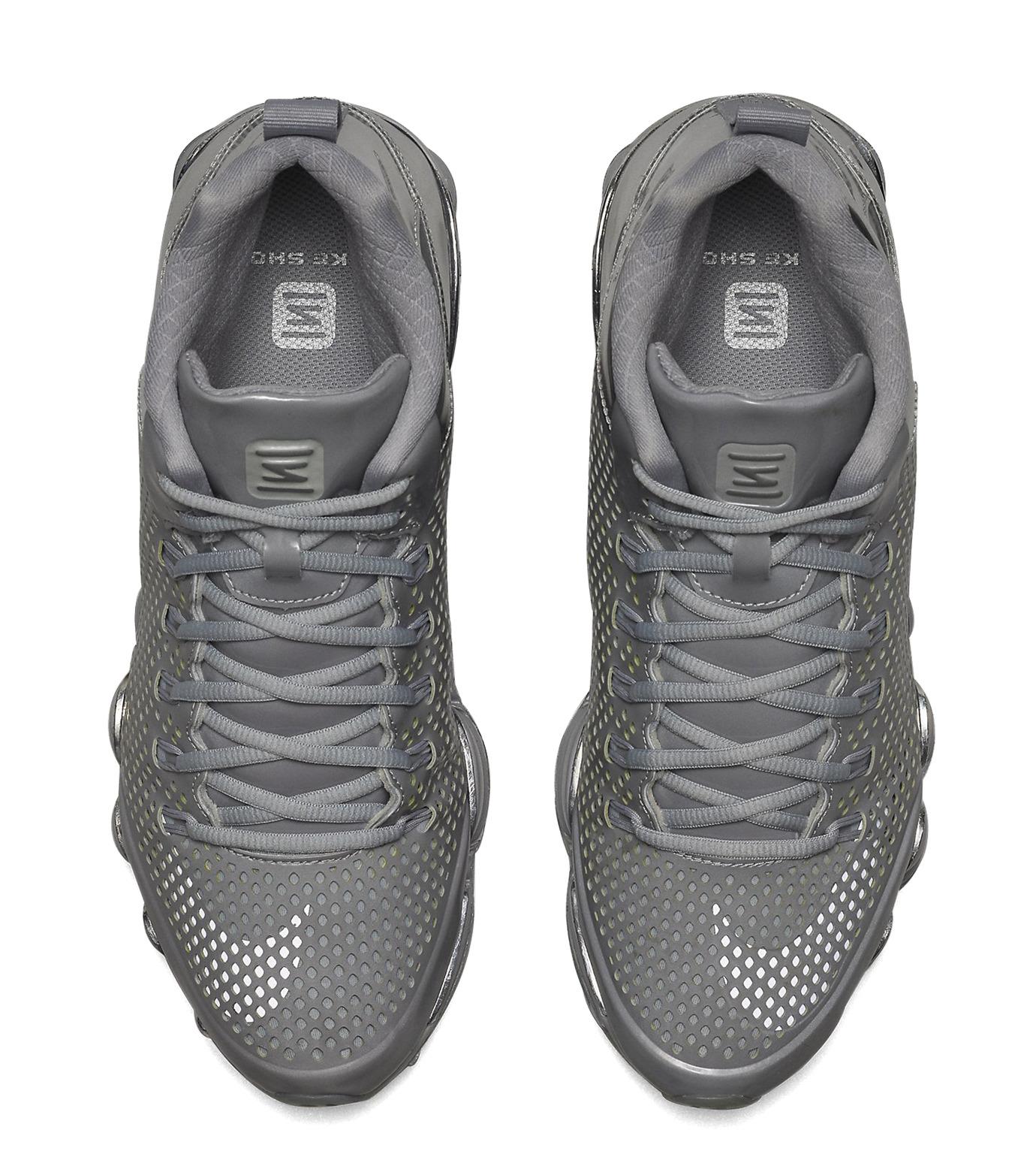 NIKE(ナイキ)のSHOX TLX MID SP-SILVER(シューズ/shoes)-677737-003-1 拡大詳細画像4