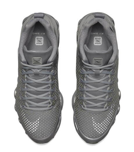 NIKE(ナイキ)のSHOX TLX MID SP-SILVER(シューズ/shoes)-677737-003-1 詳細画像4