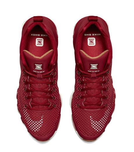 NIKE(ナイキ)のNIKE SHOX TLX MID SP-BORDEAUX(シューズ/shoes)-677737-619-63 詳細画像2