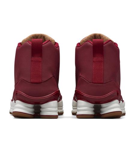 NIKE(ナイキ)のNIKE SHOX TLX MID SP-BORDEAUX(シューズ/shoes)-677737-619-63 詳細画像3