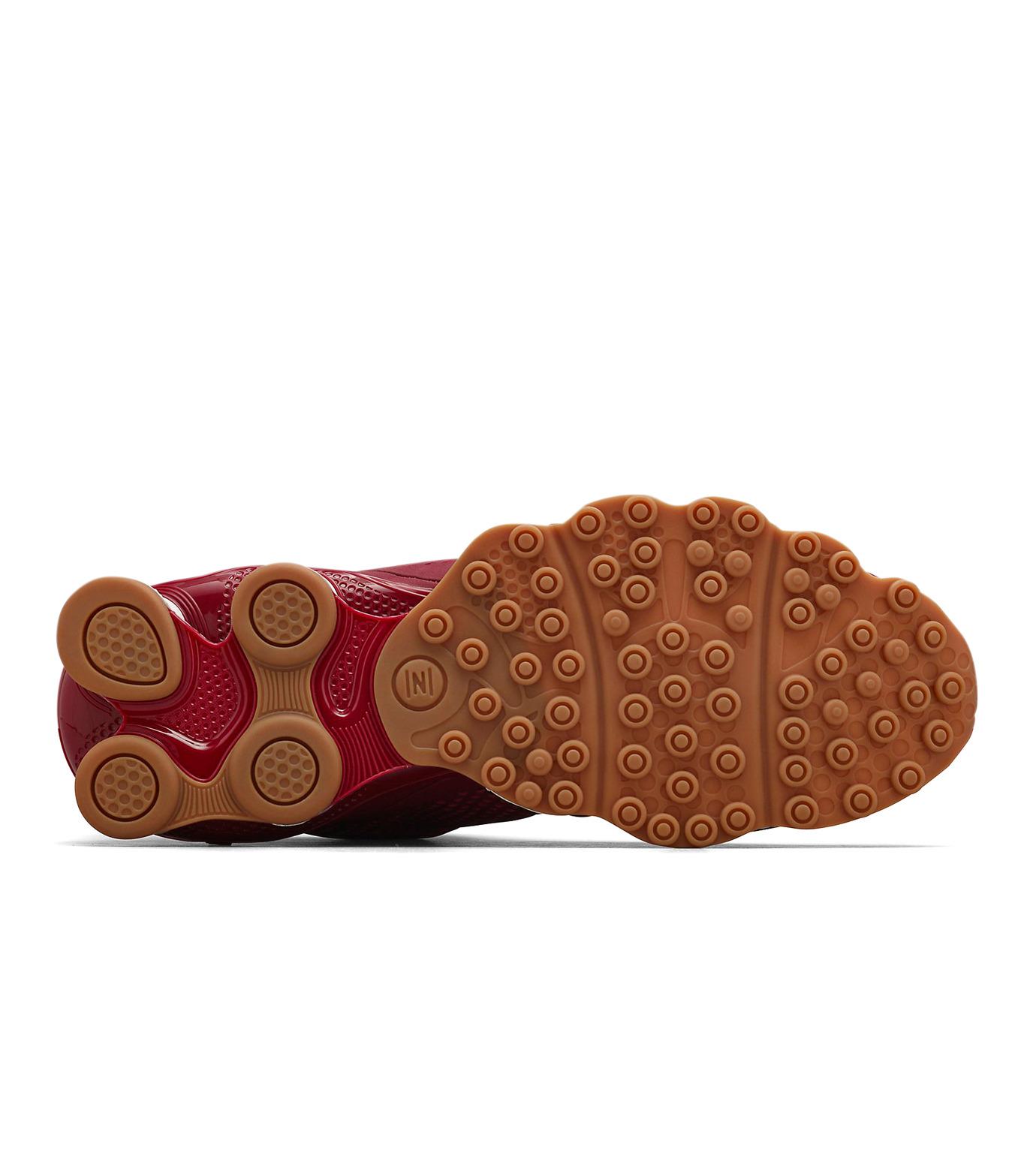 NIKE(ナイキ)のNIKE SHOX TLX MID SP-BORDEAUX(シューズ/shoes)-677737-619-63 拡大詳細画像5