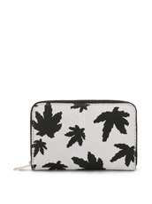 Alexander Wang Mini Wallet Leaf