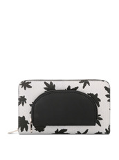 Alexander Wang Continental w/Coin Pouch Leaf