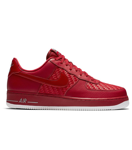 NIKE(ナイキ)のAIR FORCE 1 07 LV8-RED(シューズ/shoes)-718152-605-62 詳細画像1