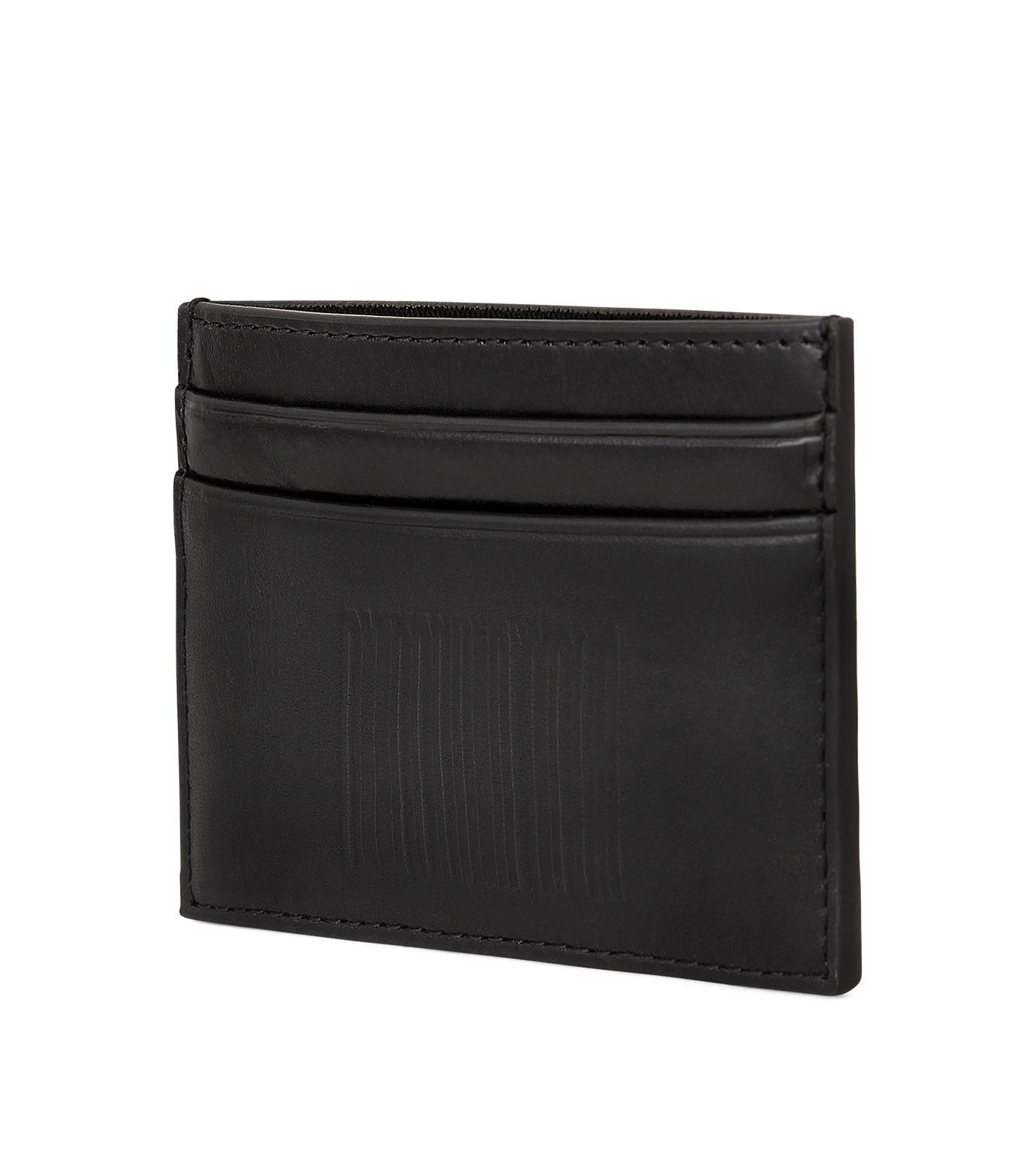 Alexander Wang(アレキサンダーワン)のCardcase-BLACK(WALLETS/WALLETS)-71A0018-13 拡大詳細画像2
