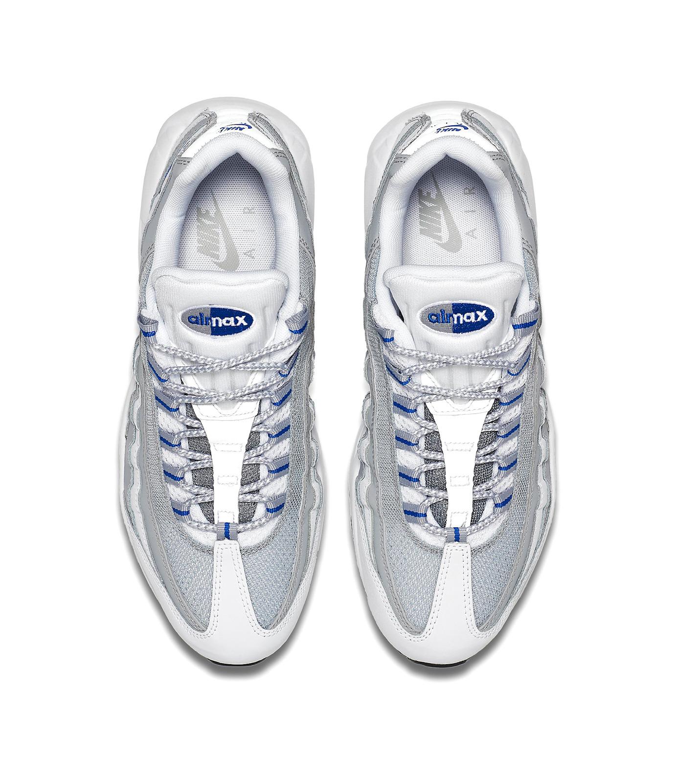NIKE(ナイキ)のAIR MAX 95 ESSENTIAL-WHITE(シューズ/shoes)-749766-104-4 拡大詳細画像4