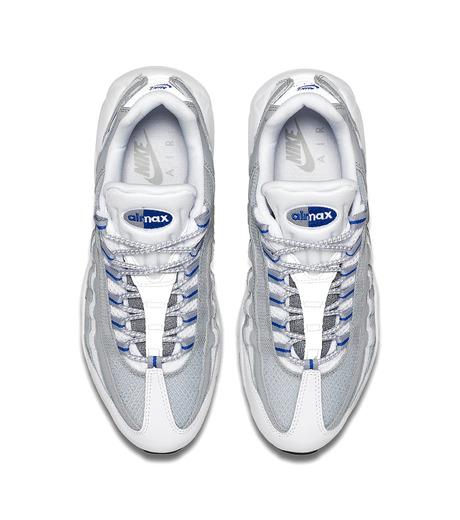 NIKE(ナイキ)のAIR MAX 95 ESSENTIAL-WHITE(シューズ/shoes)-749766-104-4 詳細画像4