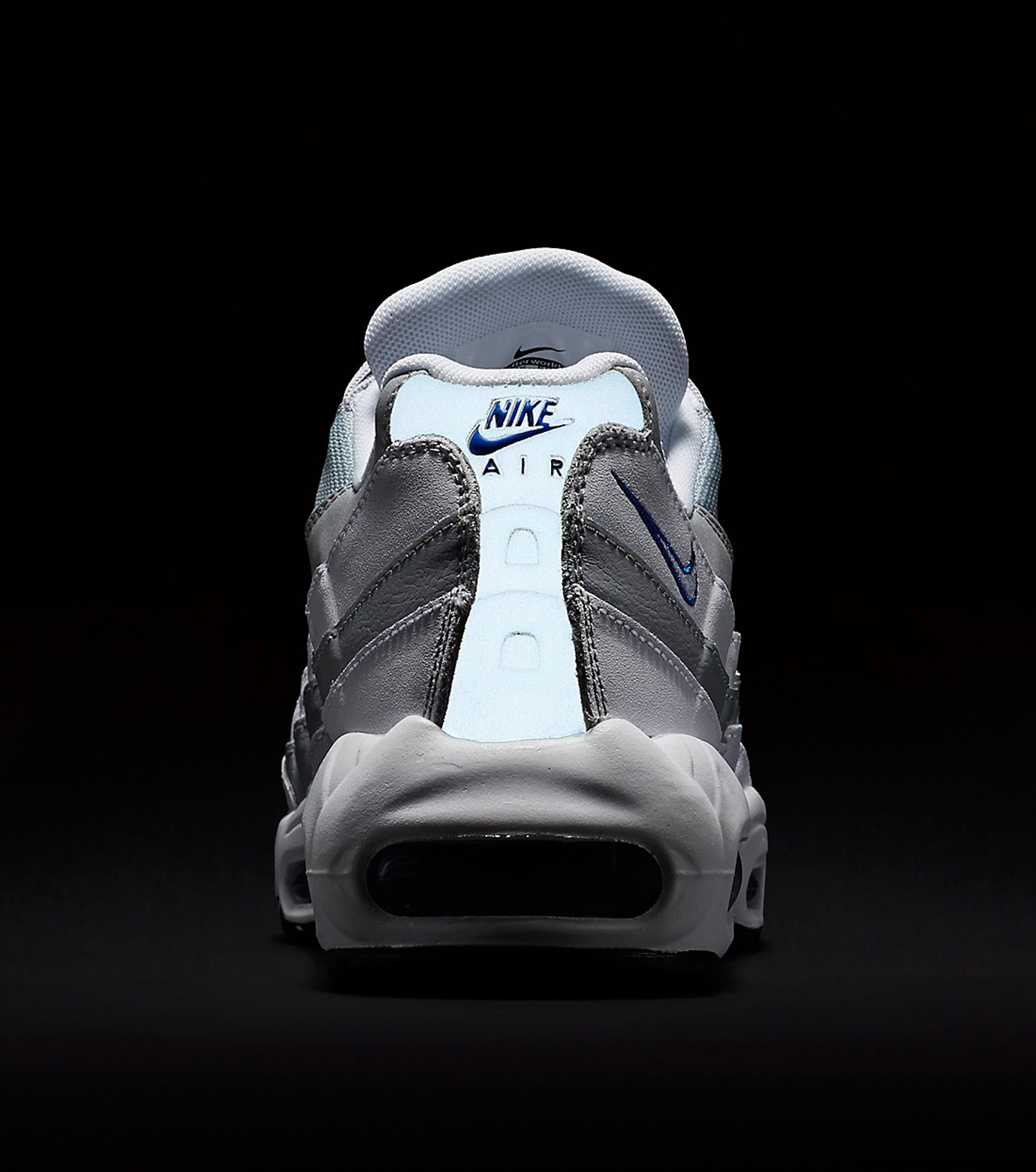 NIKE(ナイキ)のAIR MAX 95 ESSENTIAL-WHITE(シューズ/shoes)-749766-104-4 拡大詳細画像7