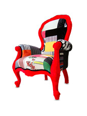 Squintlimited Grand mother chair