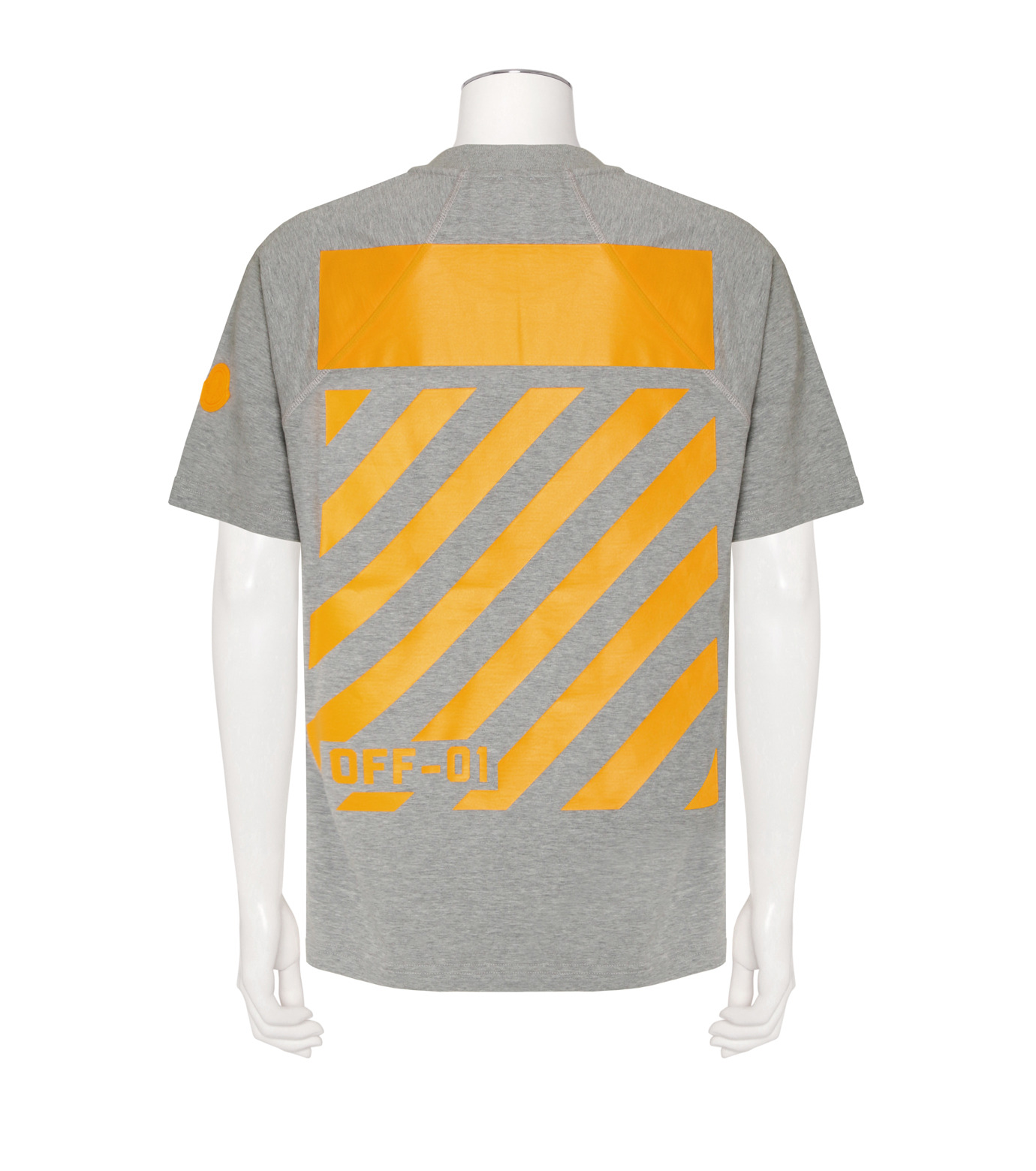 Moncler Off White()のPrint T-GRAY(カットソー/cut and sewn)-800125083152-11 拡大詳細画像2