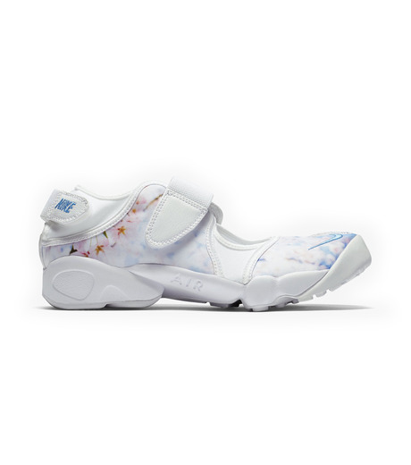 NIKE(ナイキ)のAIR RIFT PRINT-WHITE(シューズ/shoes)-807398-101-4 詳細画像1