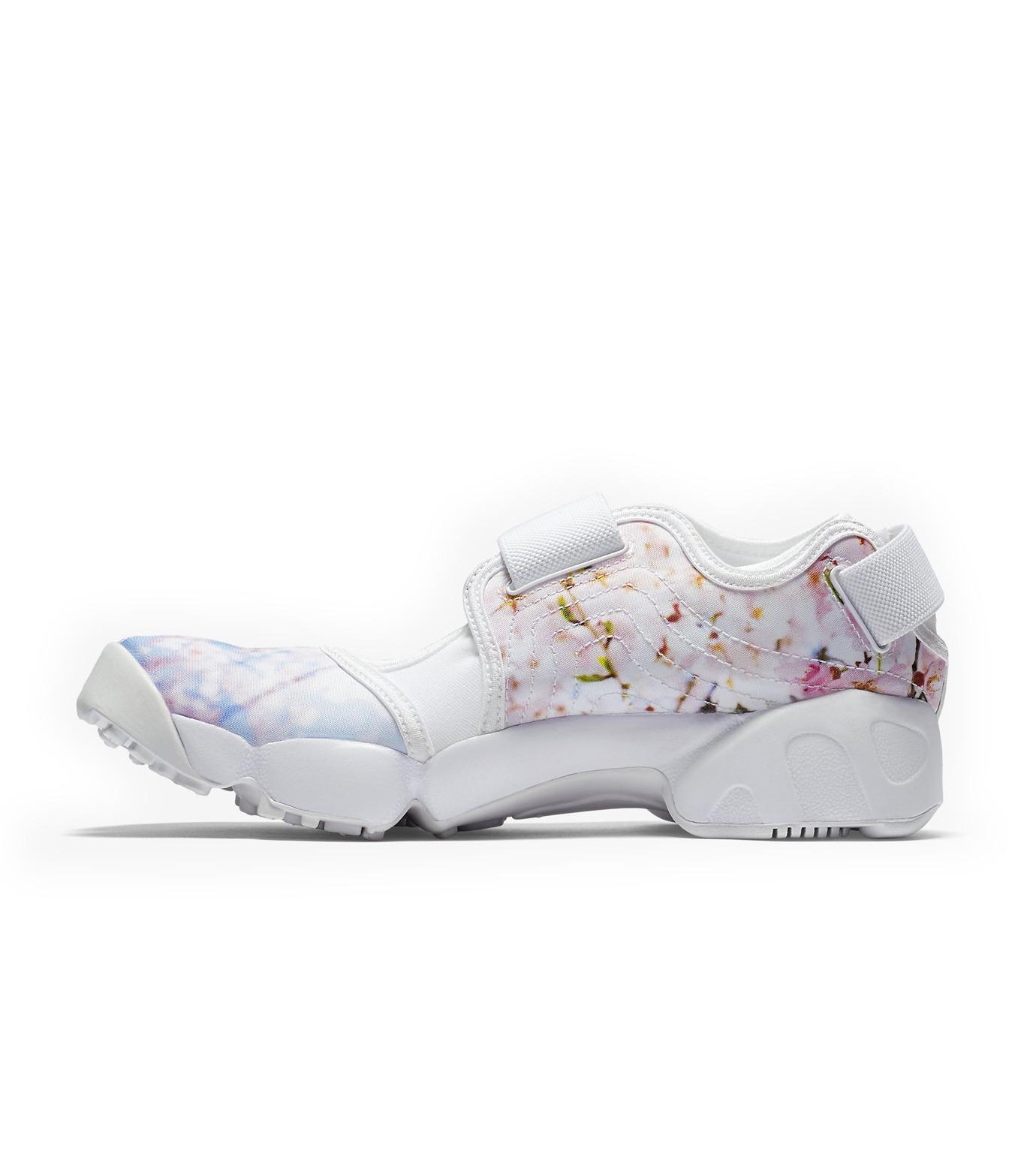 NIKE(ナイキ)のAIR RIFT PRINT-WHITE(シューズ/shoes)-807398-101-4 拡大詳細画像2