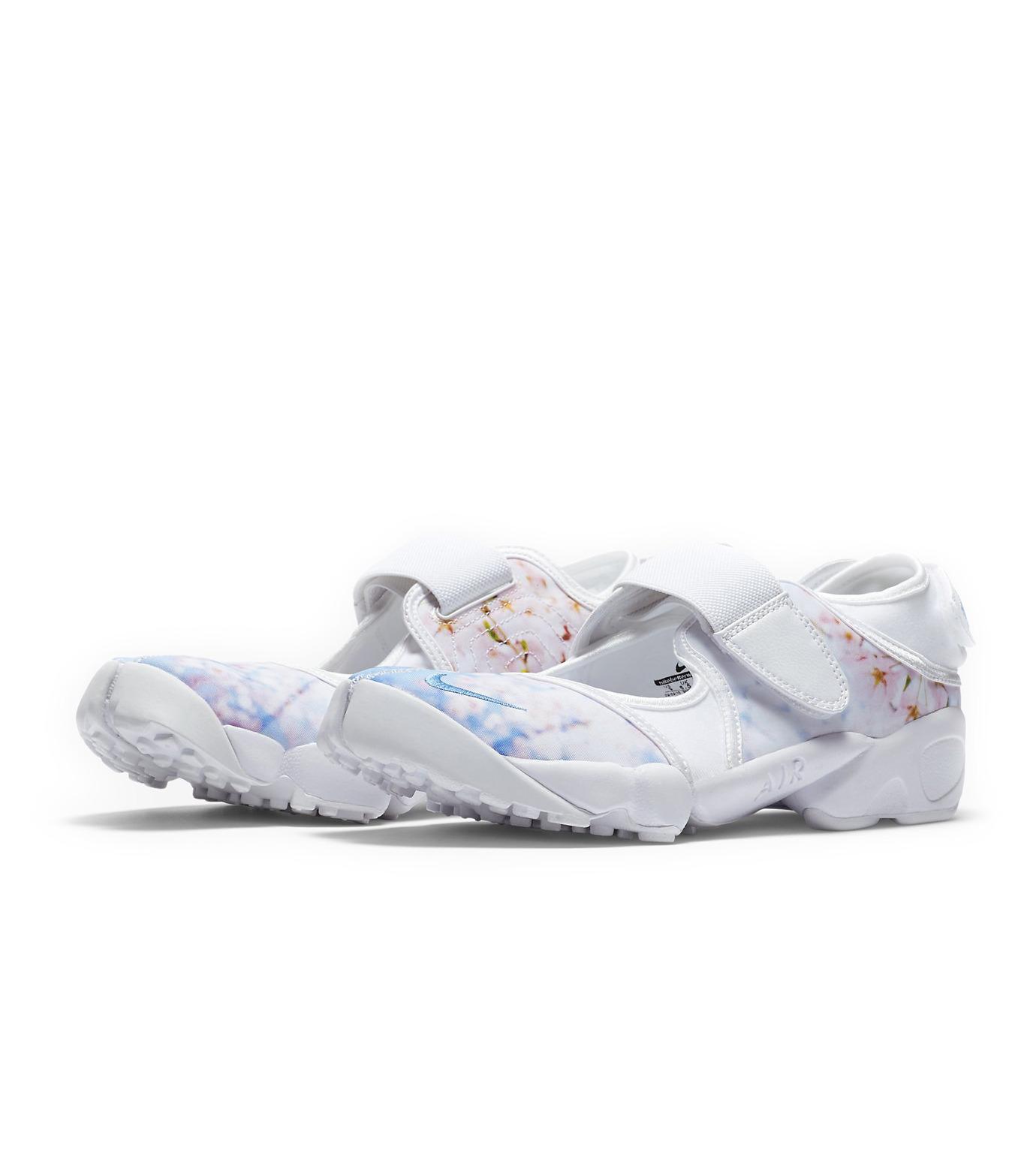 NIKE(ナイキ)のAIR RIFT PRINT-WHITE(シューズ/shoes)-807398-101-4 拡大詳細画像4