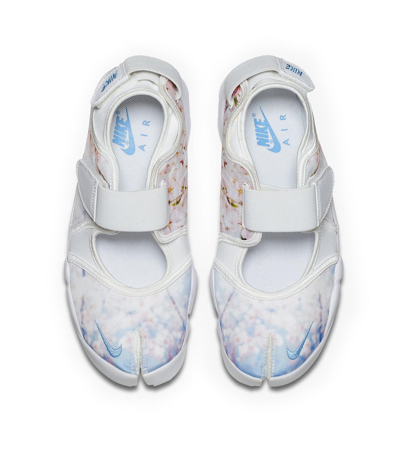 NIKE(ナイキ)のAIR RIFT PRINT-WHITE(シューズ/shoes)-807398-101-4 拡大詳細画像5