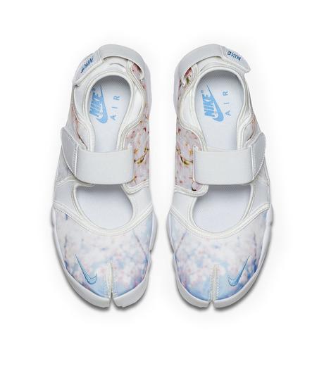 NIKE(ナイキ)のAIR RIFT PRINT-WHITE(シューズ/shoes)-807398-101-4 詳細画像5