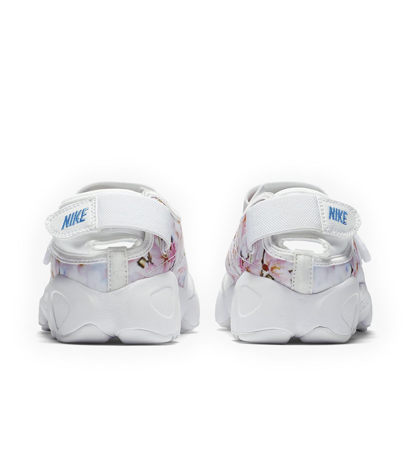 NIKE(ナイキ)のAIR RIFT PRINT-WHITE(シューズ/shoes)-807398-101-4 拡大詳細画像6