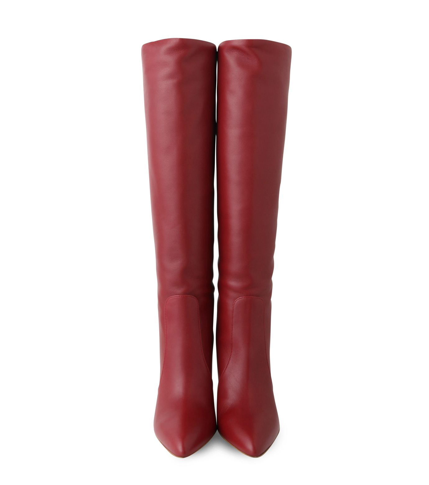 Gianvito Rossi(ジャンヴィト ロッシ)のSlouchy Boots-RED(ブーツ/boots)-80835-62 拡大詳細画像4