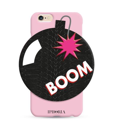 IPHORIA(アイフォリア)のBOOM 6/6S-PINK(ケースiphone6/6s/case iphone6/6s)-81405-72 詳細画像1