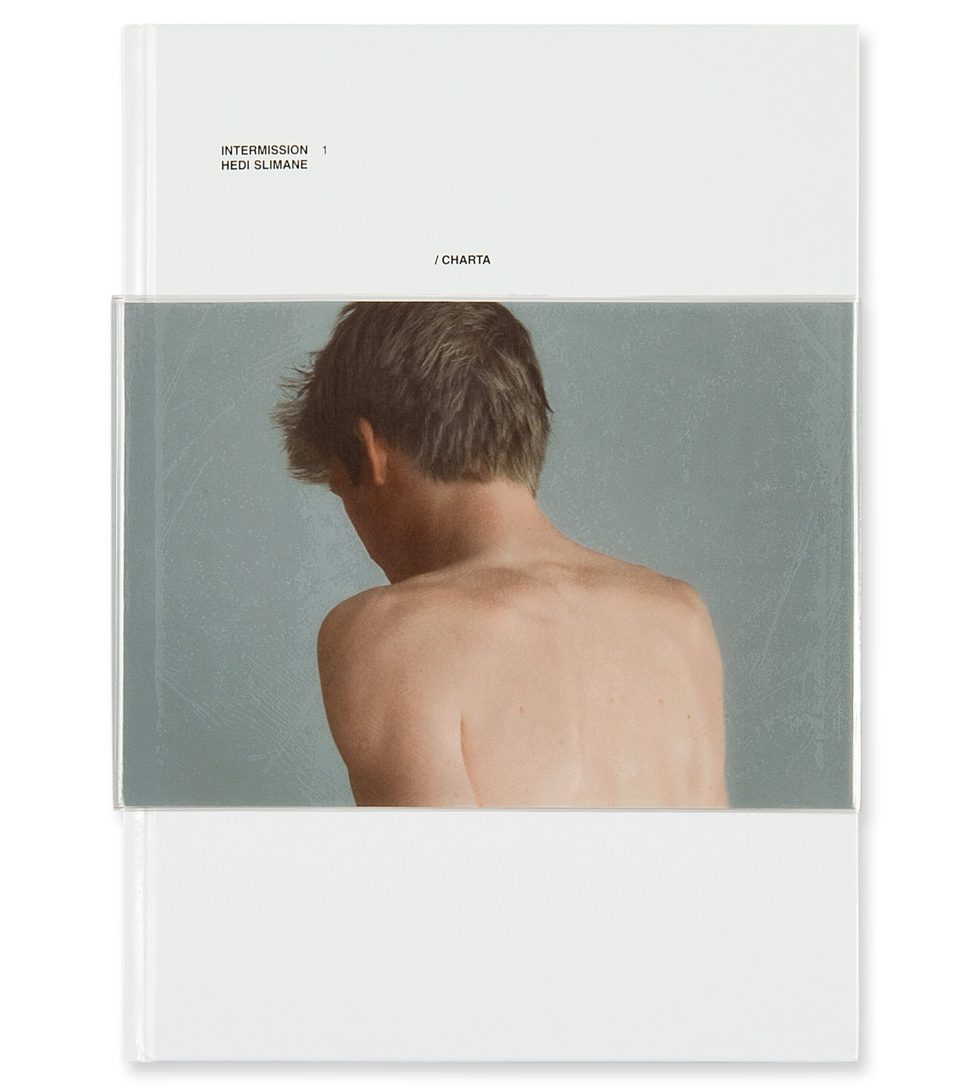 ArtBook(アートブック)のHedi slimane: intermission, 1.-WHITE-8158-374-4-4 拡大詳細画像1